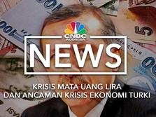 Krisis Mata Uang Lira dan Ancaman Krisis Ekonomi Turki