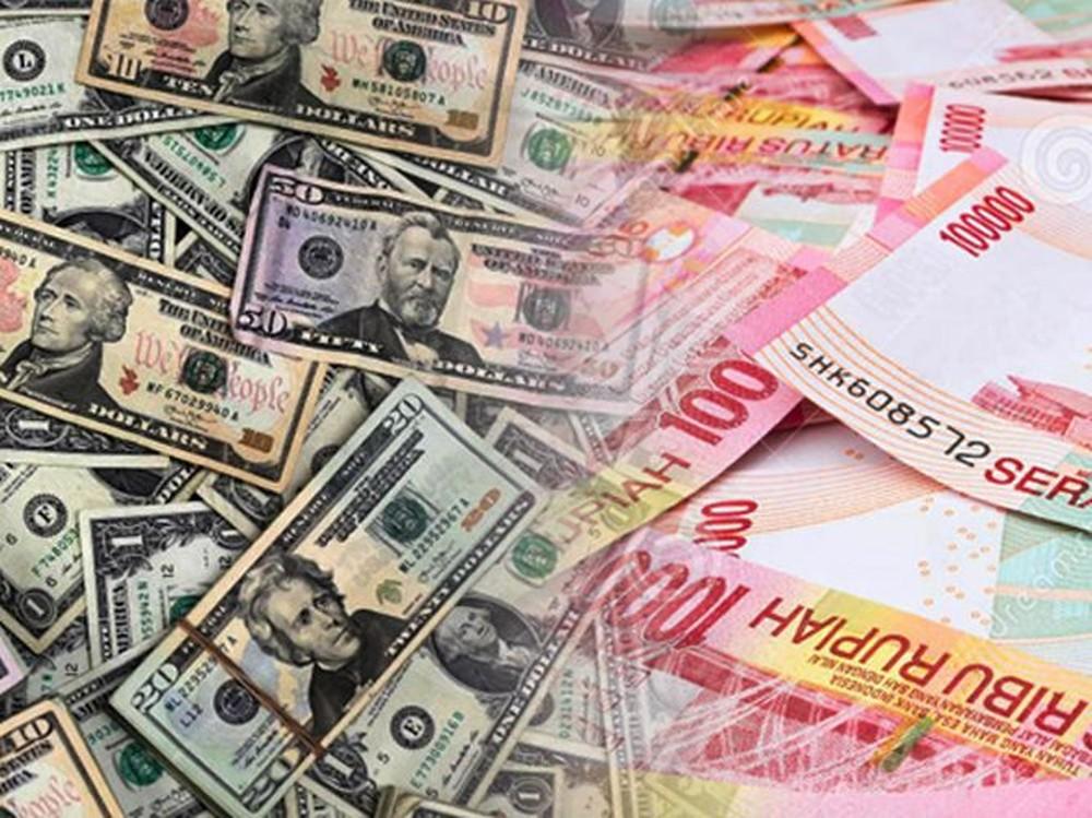 Rupiah Tembus 14.600 per Dolar AS!