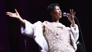 Trump, Obama dan Para Musisi Berduka untuk Aretha Franklin