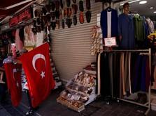 Bunga Acuan Turki Ditahan 24%