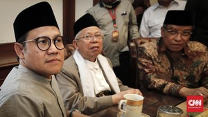 Ma'ruf Amin Buka Peluang Bertemu Rizieq Shihab Di Sela Haji