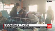 Korban Gempa Alami Penyakit di Pengungsian