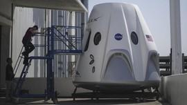 NASA Tetapkan Kirim Astronaut ke Antariksa pada Juni 2019