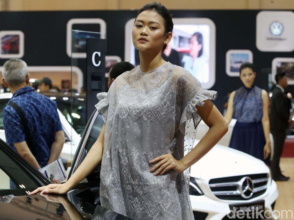 Pesona Wajah Indonesia di Mercedes-Benz
