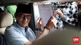 Usai Lapor LHKPN, Sandi Bantah Dugaan Mahar Rp500 Miliar