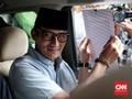 Usai Jokowi, Giliran Sandiaga Kunjungi Korban Gempa Lombok