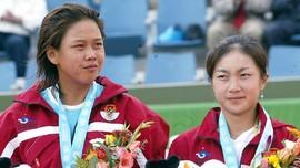 Asian Games 2002, Emas Terakhir Tenis Indonesia