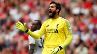 Van Dijk Senang dengan Kehadiran Alisson di Liverpool