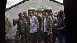 Jokowi Bakal Serahkan Bantuan Langsung ke Korban Gempa Lombok