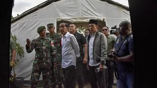 Lima Instruksi Jokowi untuk Pulihkan Pariwisata Lombok