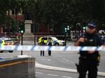 Tabrakan di Depan Parlemen Inggris Diduga Aksi Terorisme