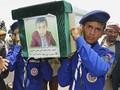 Ahli Sebut Bom Bus Yaman Dipasok dari AS