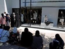Lira Anjlok, Chanel Cs Jadi Barang Murah di Turki
