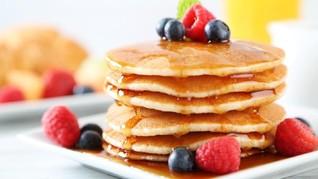 Resep Pancake Lembut untuk Sarapan Ala Chef Wolfgang Puck