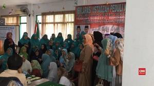 VIDEO: 'Emak-emak' Deklarasi Dukung Prabowo-Sandi