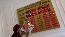 FOTO: Turki Dirundung Krisis Ekonomi