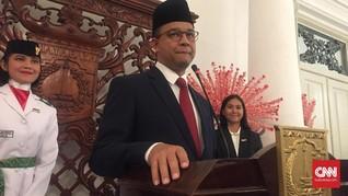 Anies: 49 Persen Penduduk DKI Ngontrak