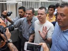 Pendeta AS Penyebab Ribut Trump-Erdogan Minta Dibebaskan