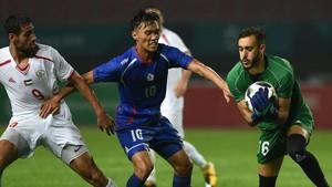 Kiper Palestina Kena Diare Jelang Lawan Timnas Indonesia U-23