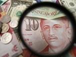 Melemah 2 Hari, Kurs Dolar Singapura Akhirnya Menguat Lagi