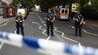 Jaksa Tangani Kasus Tabrak Gedung Parlemen Sebagai Terorisme