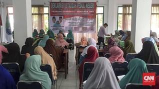 Emak-Emak Pro-Prabowo Dorong Hapus Label Teroris dari Islam