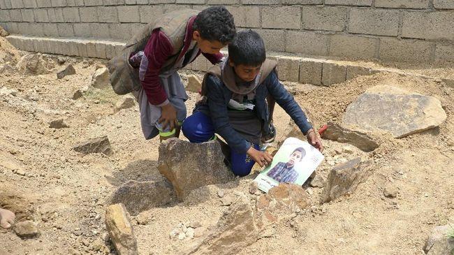 AS, Inggris, Dukung Penyelidikan Serangan Saudi di Yaman