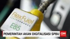 Pemerintah Akan Digitalisasi SPBU