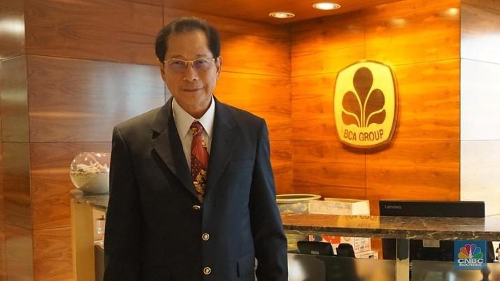 Bos BCA Kembali Jual Saham, Dapat Angpao Rp 1,85 M
