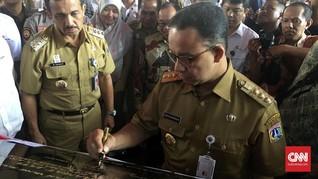 Anies Tak Ingin Pungli Terus 'Hantui' Pasar-Pasar Tradisional