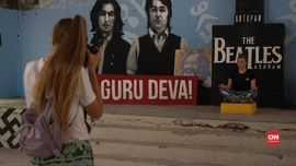 VIDEO: 'Kampung The Beatles' Jadi Wisata Menarik di India