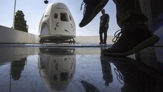 SpaceX Siap Bawa Turis Antariksa 2021, Patok Harga Miliaran