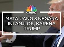 Mata Uang 3 Negara Ini Anjlok Karena Ulah Trump