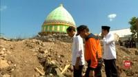 VIDEO: Jokowi Kunjungi Korban Gempa Lombok