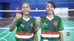 VIDEO: Pernah Memulung, Si Kembar Kejar Medali di Asian Games