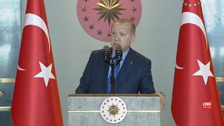 VIDEO: Erdogan Sebut AS Tikam Turki Dari Belakang