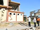 Jokowi, Bangunan Hancur, dan Ribuan Korban Gempa Lombok
