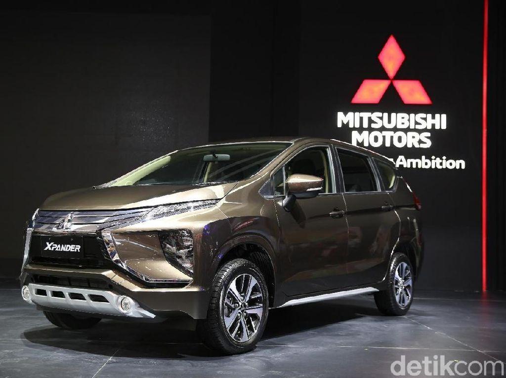 Xpander Mau Pasang Autolock dan Lampu Proyektor, Mitsubishi?