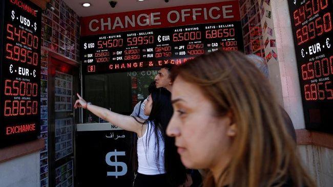 Bank Sentral Argentina-China Swap Mata Uang US$8,6 Miliar