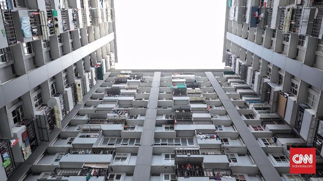 Pemprov DKI Siapkan 9.430 Unit Rusun Siap Huni