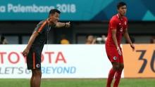 Pelatih Hong Kong Tak Khawatir Tekanan Suporter Indonesia