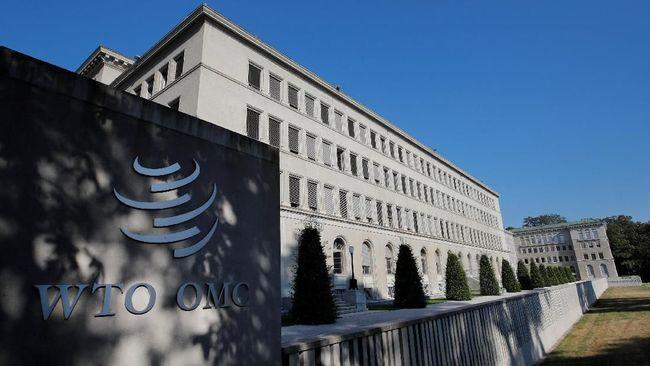 WTO Beri Jalan ke China Sanksi AS soal Tarif Antisubsidi