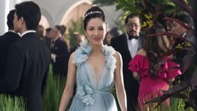 Box Office Pekan Debut 'Crazy Rich Asians' Melampaui Prediksi