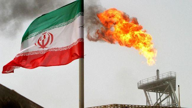 Iran Yakin Tetap Bisa Ekspor Minyak Meski Disanksi AS