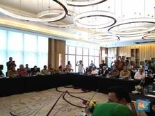 Hasil Pertemuan Pengusaha Kakap & Pejabat Negara Soal Rupiah