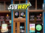 Siap-siap! Akhir Tahun Ini Gerai Waralaba Subway Buka di RI