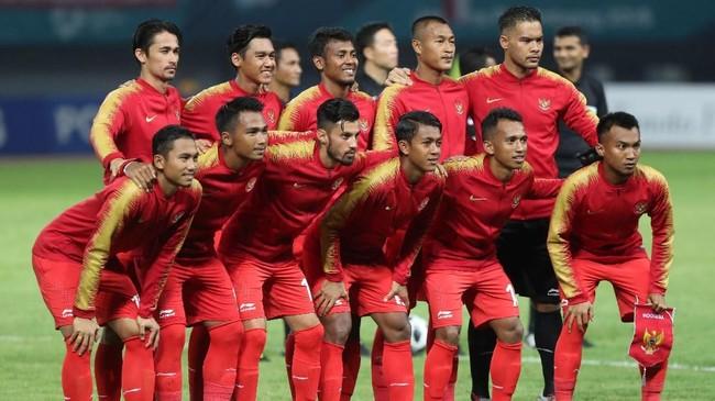 Jadwal Siaran Langsung Timnas Indonesia U-23 vs Laos