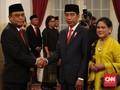 Jokowi Resmi Lantik Syafruddin Jadi Menteri PAN-RB