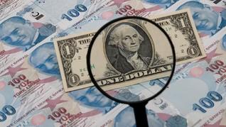 Nilai Tukar Lira Terhadap Dolar Melemah