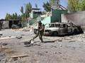 Setidaknya 25 Tewas akibat Bom Bunuh Diri di Kabul